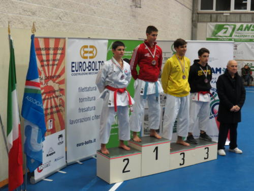 GRAND PRIX KARATE - VENETO - AT KARATE CUP